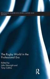 Omslag - The Rugby World in the Professional Era