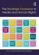Omslag - The Routledge Companion to Media and Human Rights