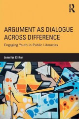 Omslag - Argument as Dialogue Across Difference