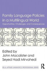 Omslag - Family Language Policies in a Multilingual World