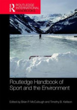 Omslag - Routledge Handbook of Sport and the Environment