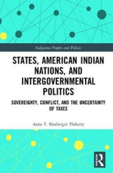 Omslag - States, American Indian Nations, and Intergovernmental Politics