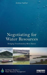 Omslag - Negotiating for Water Resources
