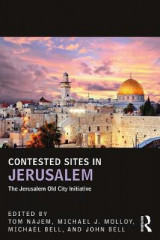 Omslag - Contested Sites in Jerusalem
