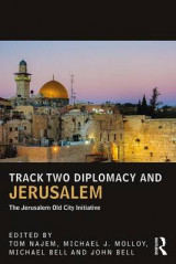 Omslag - Track Two Diplomacy and Jerusalem