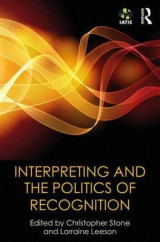 Omslag - Interpreting and the Politics of Recognition