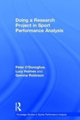 Omslag - Doing a Research Project in Sport Performance Analysis