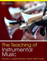 Omslag - The Teaching of Instrumental Music