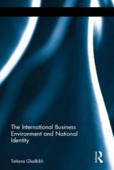 Omslag - The International Business Environment and National Identity