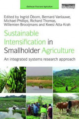 Omslag - Sustainable Intensification in Smallholder Agriculture