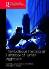 Omslag - The Routledge International Handbook of Human Aggression