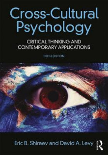 Cross-Cultural Psychology av Eric B. Shiraev og David A. Levy (Heftet)