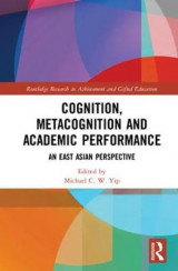 Omslag - Cognition, Metacognition and Academic Performance