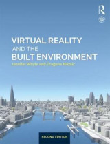 Omslag - Virtual Reality and the Built Environment