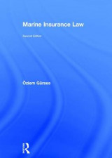 Omslag - Marine Insurance Law