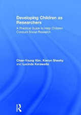 Omslag - Developing Children as Researchers