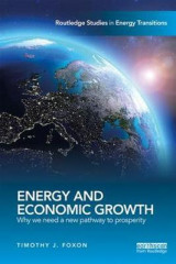 Omslag - Energy and Economic Growth