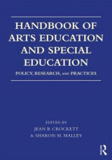 Omslag - Handbook of Arts Education and Special Education
