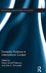 Omslag - Domestic Violence in International Context