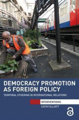 Omslag - Democracy Promotion as Foreign Policy