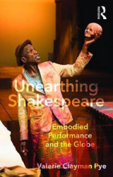 Omslag - Unearthing Shakespeare