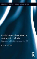 Omslag - Hindu Nationalism, History and Identity in India