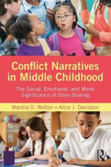 Omslag - Conflict Narratives in Middle Childhood