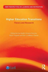 Omslag - Higher Education Transitions