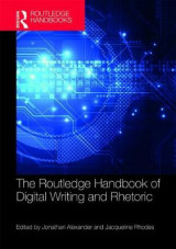 Omslag - The Routledge Handbook of Digital Writing and Rhetoric