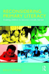 Omslag - Reconsidering Primary Literacy