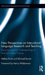 Omslag - New Perspectives on Intercultural Language Research and Teaching