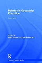 Omslag - Debates in Geography Education