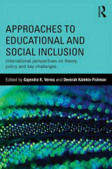 Omslag - Approaches to Educational and Social Inclusion
