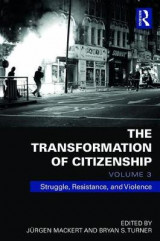 Omslag - The Transformation of Citizenship: Volume 2