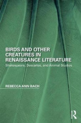 Omslag - Birds and Other Creatures in Renaissance Literature