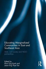 Omslag - Educating Marginalized Communities in East and Southeast Asia