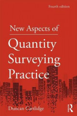 Omslag - New Aspects of Quantity Surveying Practice