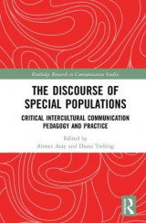 Omslag - The Discourse of Special Populations