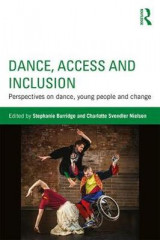 Omslag - Dance, Access and Inclusion