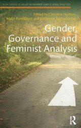 Omslag - Gender, Governance and Feminist Analysis