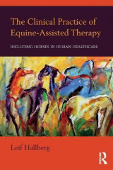 Omslag - The Clinical Practice of Equine-Assisted Therapy