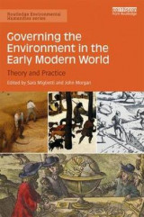 Omslag - Governing the Environment in the Early Modern World