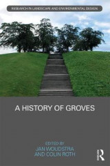 Omslag - A History of Groves