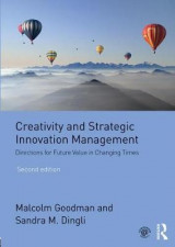 Omslag - Creativity and Strategic Innovation Management