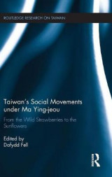 Omslag - Taiwan's Social Movements Under Ma Ying-Jeou