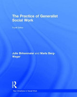 Omslag - The Practice of Generalist Social Work