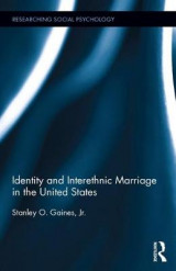 Omslag - Identity and Interethnic Marriage in the United States