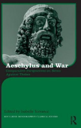 Omslag - Aeschylus and War