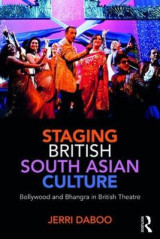 Omslag - Staging British South Asian Culture