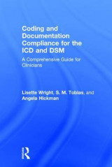 Omslag - Coding and Documentation Compliance for the ICD and DSM